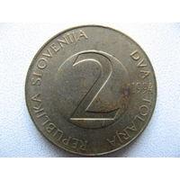 Словения 2 толара 1994 г.