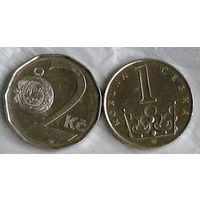 2 + 1 кроны 2007 Чехия
