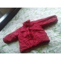 Куртка на рост 85