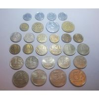 Собрание российских и украинских монет, 1992-2008 гг.