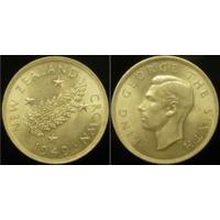 1 крона 1949 г Новая Зеландия