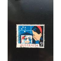 Австралия 1964 год. Рождество