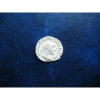 Антониниан. Император ГОРДИАН 3-й  238 - 244 гг. н.э.