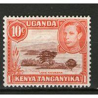Кения, Уганда, Танганьика. Михель- 55-А. Чистая.