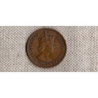 Кипр 5 милс 1955//(NS)