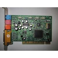 Звуковая карта Genius на чипе Yamaha 724F-V/PCI