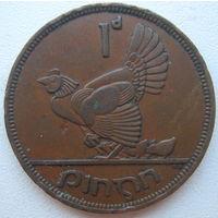 Ирландия 1 пенни 1941 г. (gb)