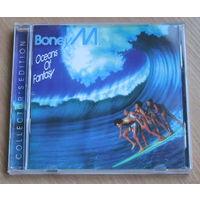 Boney M. - Oceans Of Fantasy (1979, Audio CD, ремастер 2012 года)
