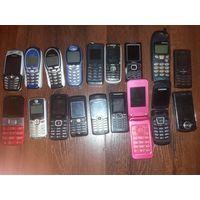 Мобильные ретро телефоны