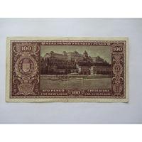 100 пенго, 1945 г.