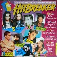 Hitbreaker/16 Top Hits/1989, Gema, Germany, LP, EX