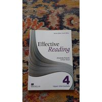 Effective reading 4 Upper Intermediate, Amanda French, Peter Nicoll