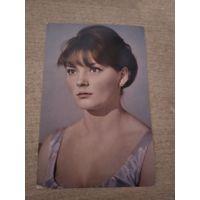 Актриса Марианна Вертинская 1965г