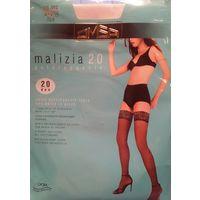 Чулки женские OMSA MALIZIA 20den bianco размер4