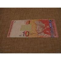 10 ринггит Малайзии.(снижение цены)