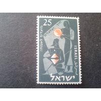 Израиль 1955 муз. фестиваль