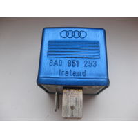 101239 Реле 202 VW audi 8A0951253