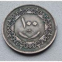 Ливия 100 дирхамов, 1979 8-2-18