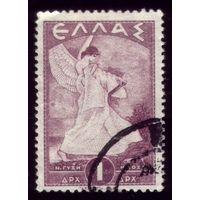 1 марка 1945 год Греция 499
