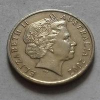 10 центов, Австралия 2002 г., AU