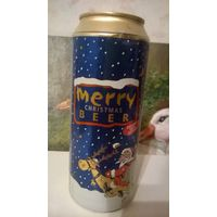 Eichbaum Merry Christmas Beer пивная банка (Германия)