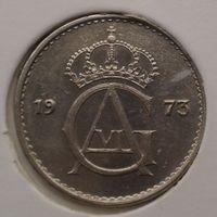 Швеция 10 эйре 1973