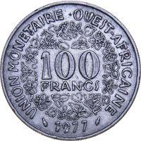 Западная Африка 100 франков 1977