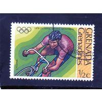 Гренада.Велоспорт.Олимпийские игры.Монреаль.1976
