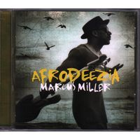 2015 Marcus Miller AFRODEEZIA 1-СD супер бас гитарист в мире музыки !!!