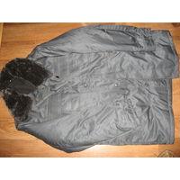 Куртка (бушлат) удлиннённый МВД (новый)