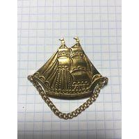 Значок Кораблик.