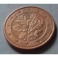 5 евроцентов, Германия 2014 А, AU