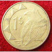 6000:  1 доллар 2008 Намибия