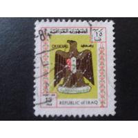 Ирак 1975 герб