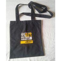 Сумка-мешок, с фестиваля Velcom SmART film, новая