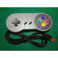 USB геймпад/Gamepad Nintendo SNES