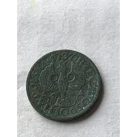 Польша 1 грош 1937
