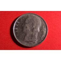 1 франк 1977 - BELGIE. Бельгия.