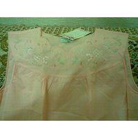 Комплект женский (ночная сорочка + пеньюар)