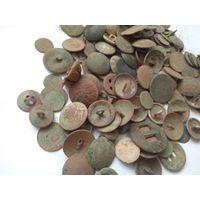 Пуговицы и монетки