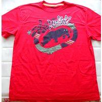 Майка Ecko Unltd  оригинал из США красная разм.L (американский)= XL европейский