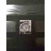 1899 Голландская колония Ост-Индия королева (4-7))