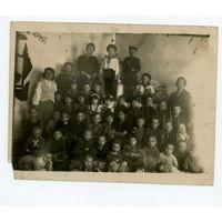 Фото детский дом С  ВОСПИТАНИКАМИ(сыновьями полка)1945г