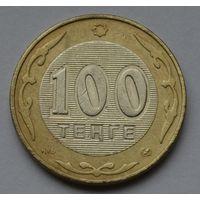 Казахстан, 100 тенге 2002 г.