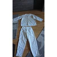 Военные кальсоны и рубаха, байковые, р-р 46-48