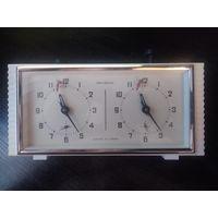 Шахматные часы Янтарь, СССР