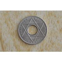 Британская Западная Африка 1/10 пенни 1947