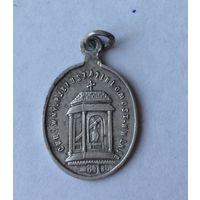 Медальон иконка (серебро 84)
