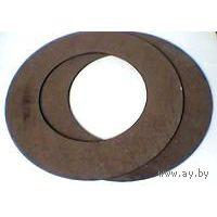 Комплект накладок ведомого диска сцепления ГАЗ-УАЗ (51-1601138)
