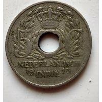 Голландская Ост-Индия 5 центов, 1913 1-7-54
